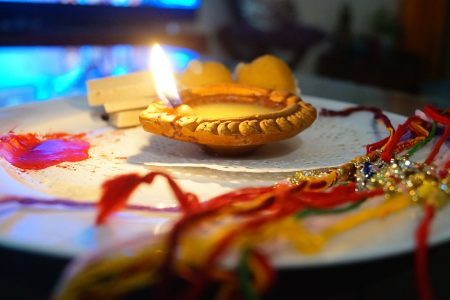 Candles and lamps as Vedic Remedies