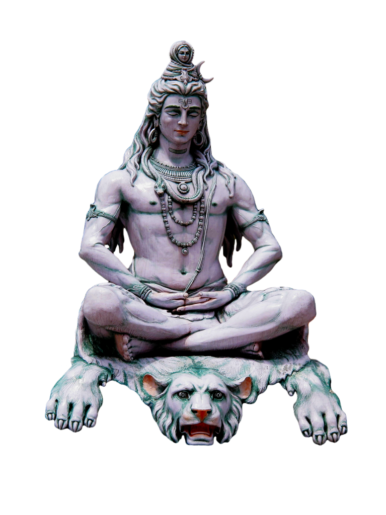 Shiva in meditation: Vedic remedies in astrology