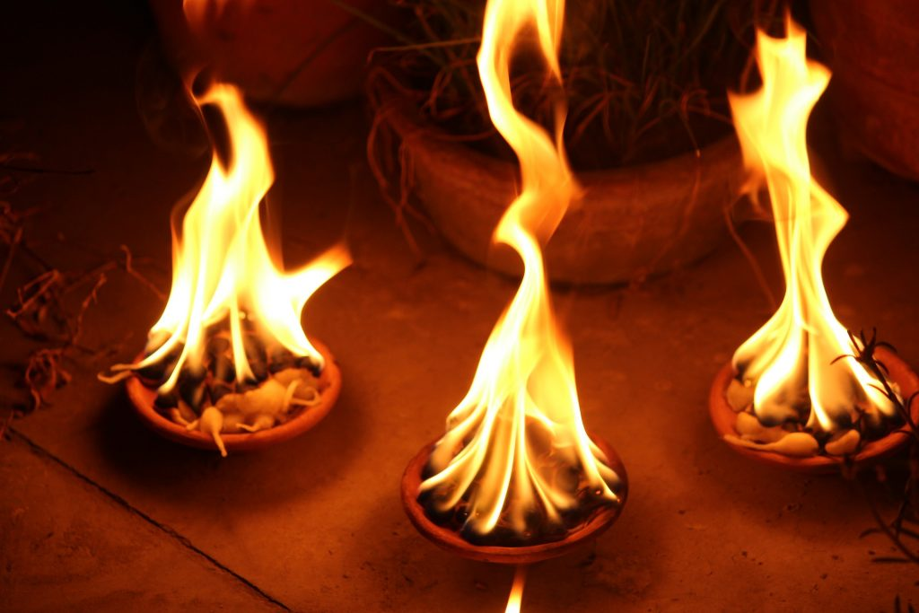 The Flame of Jyotish